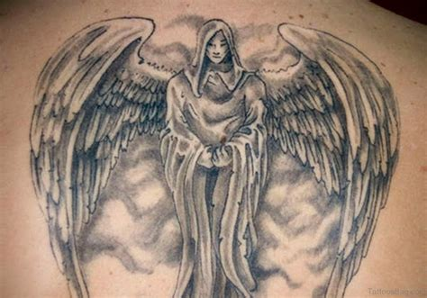 archangel gabriel tattoo designs 60 pleasant memorial tattoos for back