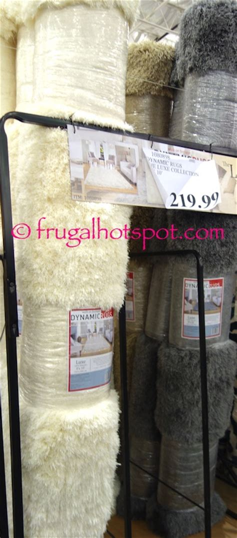 costco sale dynamic rugs the luxe collection 8 x 10