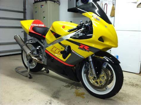2002 Suzuki Gsxr 750 For Sale 2002 Suzuki Gsx R 750 Sportbike For Sale On 2040 Motos
