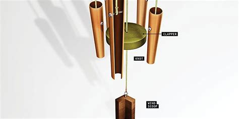 wind chimes   easy steps