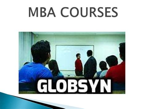 Mba Course In Calcutta by Globsyn Business School Top Mba College In Kolkata