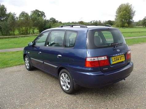 Kia Carens Parkers Kia Carens Estate 2000 2006 Photos Parkers