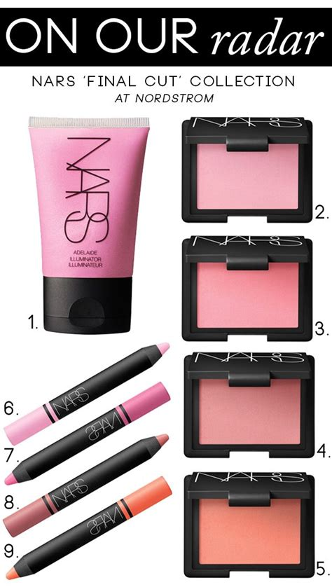 On Our Radar Hollywould Collection For Target by On Our Radar Nars Cut Collection At Nordstrom