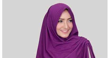 Jilbab Terkini 2016 Til Elegan Dengan Contoh Syar I Chiffon Terkini 2016