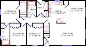 28x48 Floor Plans by Home Plans 28x48 Submited Images
