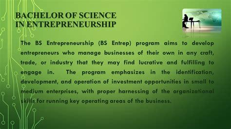 bachelor of science in entrepreneurship kalayaan college