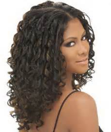 hairstyles with curly weavons curly weave hairstyles with bangs