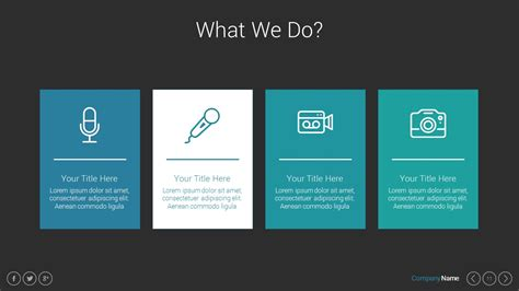 marketing deck template marketing pitch deck slides presentation template
