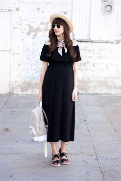 Ab Casual Dress Dress Midi Overall Baby the shoulder midi dress and a teacup