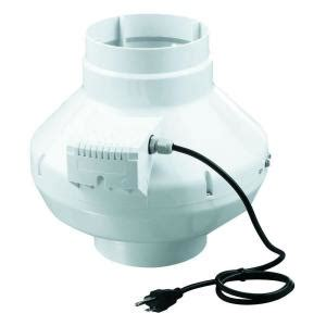 whole house window fan home depot vents 583 cfm power whole house 8 in in line centrifugal plastic duct fan vk 200