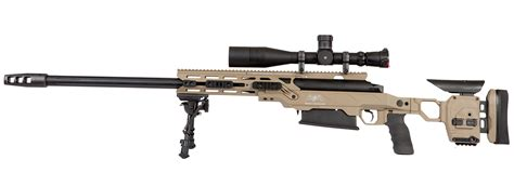 50 Bmg Sniper by Stalker Mcmillan Mk15 Associates Inc