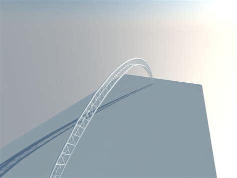 Gamme Treillis Soudé by 3d Model Arch Truss