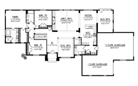 cheerful ranch house plan 22070sl 1st floor master suite cad available corner lot pdf adonia luxury ranch home plan 051d 0729 house plans and more