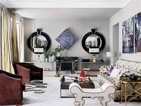 how to decorate a living room with mirrors living room