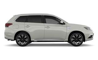 Mitsubishi Outlander Electric Outlander Phev