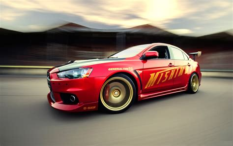 mitsubishi lancer wallpaper over 30 hd mitsubishi wallpapers for free download