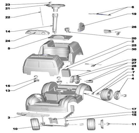 school parts diagram power wheels lp toddler school parts