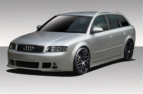 Audi A4 2002 Dimensions by Dimensions 2002 2005 Audi A4 Wagon Duraflex Type A