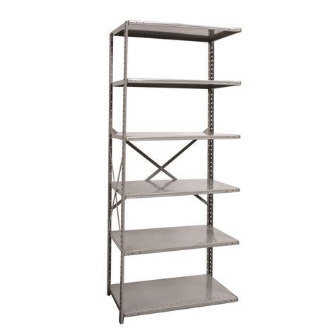 open shelving add on unit medium duty model 11