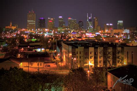 lights nashville tn downtown nashville tennessee at