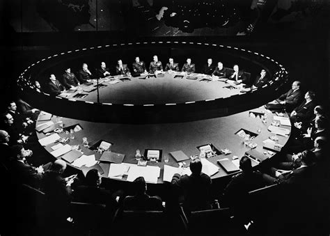 Dr Strangelove War Room by War On Dr Strangelove History Monthly