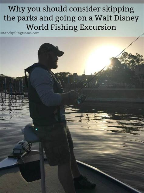 how should you pass a fishing boat why you should consider a walt disney world fishing excursion