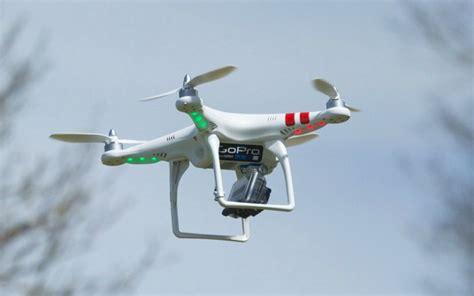 Drone Untuk Kamera Gopro kamera gopro bakal terbang dengan drone okezone techno