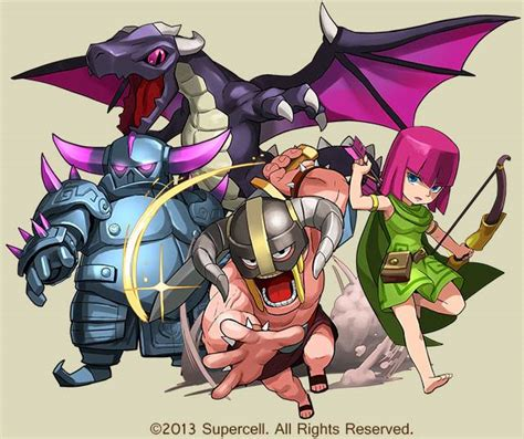 Puzzle Clash Of Clanz japan s most successful mobile is picking up steam in