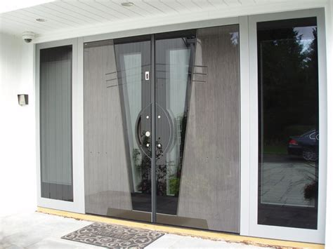 Modern Grand Entrance Modern Entry New York By Grand Front Doors