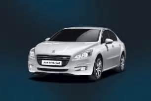 Peugeot 508 Hybrid4 Peugeot 508 Diesel Electric Hybrid4 Sedan Launched