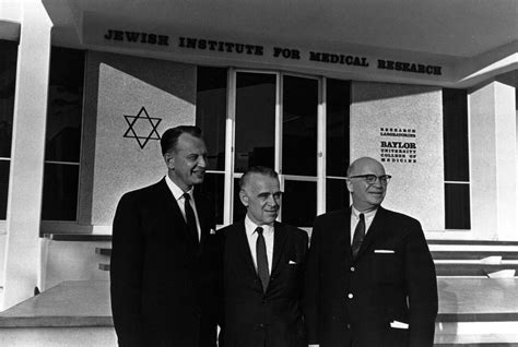baylor house calls commemorating 50th anniversary of jewish institute for medical research at baylor