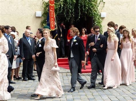 Wedding Of The by Royal Musings The Wedding Of The Hereditary Prince Of