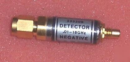 low barrier schottky diode detector hp agilent 33330b low barrier schottky diode detector