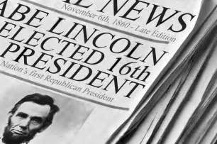 when was abraham lincoln elected as president 1860 on this day in history abraham lincoln elected 16th
