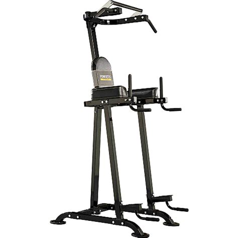 The Rack Dip Station by Chin Dip Station Poweretec Workbench And Multigyms