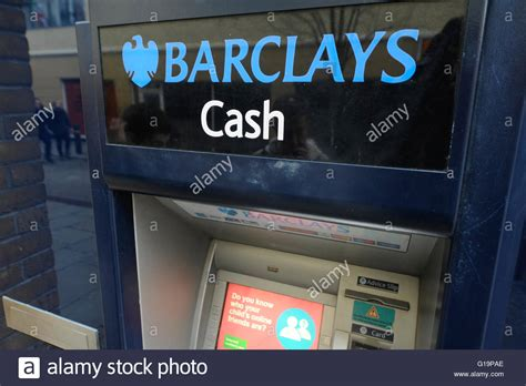 reset online banking barclays bank banking uk barclays atm stock photo royalty free