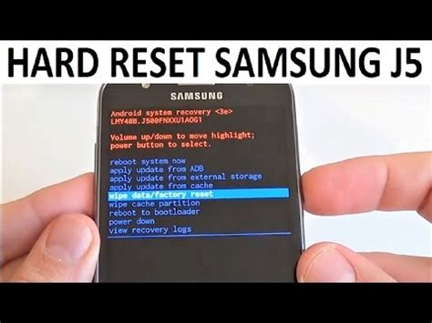 hard reset samsung i9003 samsung factor video clips