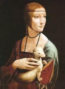 la dama con l ermellino ritratto di cecilia gallerani
