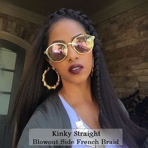 natural hairstyles for long straight hair top 8 blow out natural kinky hairstyles 2016