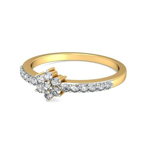 beautiful ring in yellow gold jewelocean