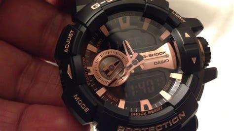 Casio G Shock Original Ga 400gb 1a casio g shock ga 400gb 1a4jf gold edition unboxing