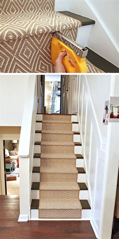 Staircase Makeover Ideas 40 Diy Stair Projects For The Home Makeover