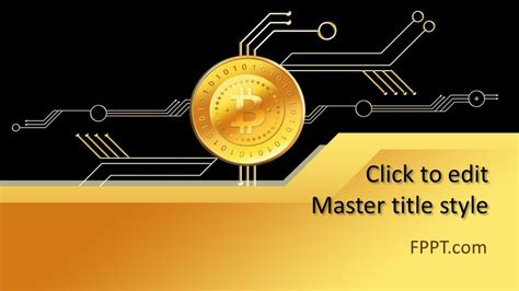Free Money Bitcoin Powerpoint Template Free Powerpoint Templates Bitcoin Powerpoint Template
