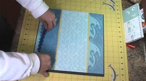 youtube layout scrapbook dolphin cove scrapbook layout episode 200 youtube