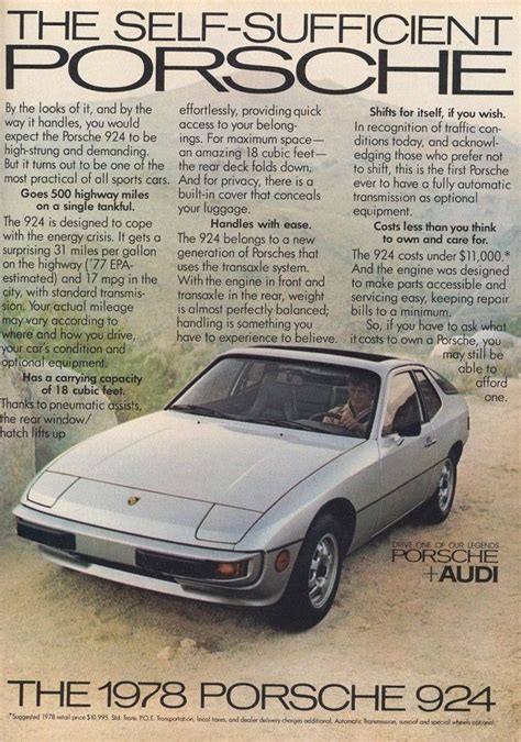 vintage porsche ad best 25 porsche 924 ideas on pinterest porsche 944 hey