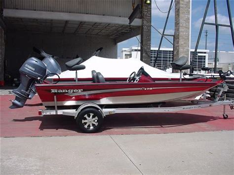 ranger aluminum boats for sale in texas ranger rt178 boats for sale in beaumont texas