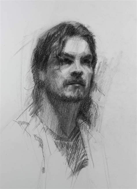 Portraits And Sketches by Pictures Charcoal Shading Portrait Drawings Gallery