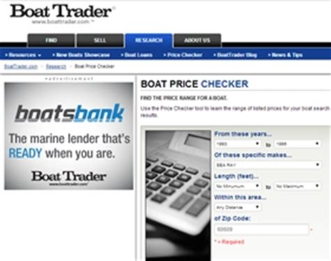 the ultimate cheat sheet on used boat classifieds boat - Boat Trader Price Checker