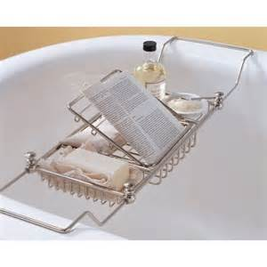 bathtub caddy amazon com pottery barn mercer bathtub caddy shower