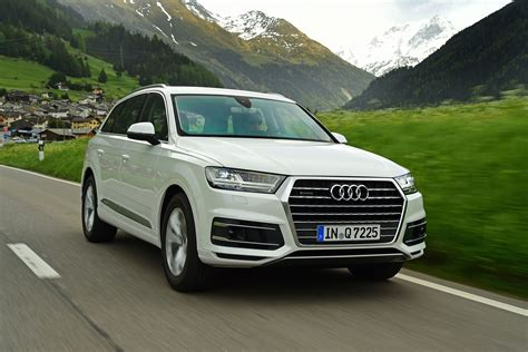 Audi New Q7 by New Audi Q7 2015 Review Auto Express